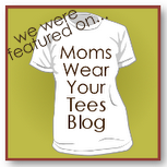 Logo For Mom's Wear Tees
