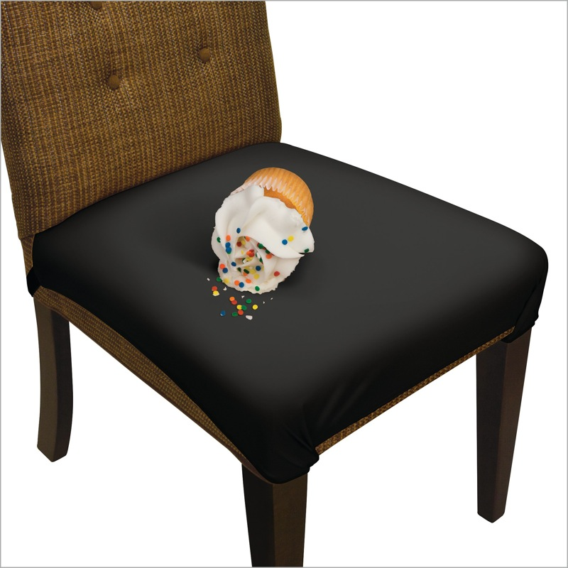 Picture of Metro Black SmartSeat Dining Chair Protector