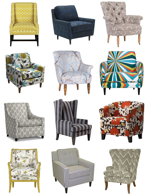 Did You Know That The SmartSeat Chair Protector Can Also Be Used On  Recliners And Other Styles Of Chairs? Check Out These Beautiful, Patterned  Chairs Listed ...