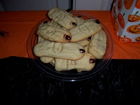 Finger cookies small
