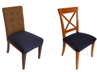 Pullman and Wood Chair