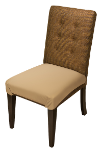 Tan Full Chair