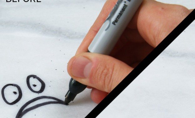 Get Permanent Marker Out Of Just About Anything With These Hacks