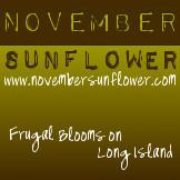 NovemberSunflower