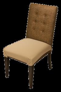 Tan Full Chair