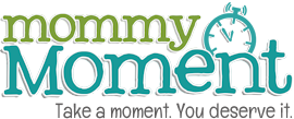 Mommy Moment Logo