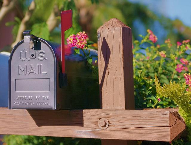 Return mailbox